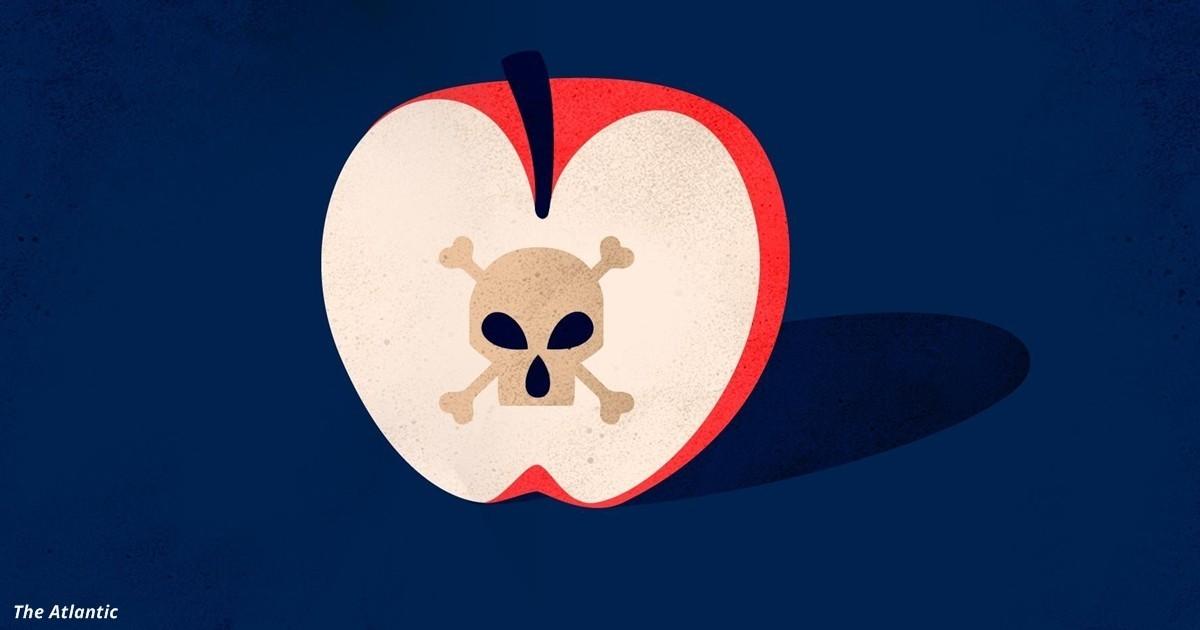 Вот 9 токсинов, которые очень опасны именно для мозга! Ради Бога, не ешьте!!