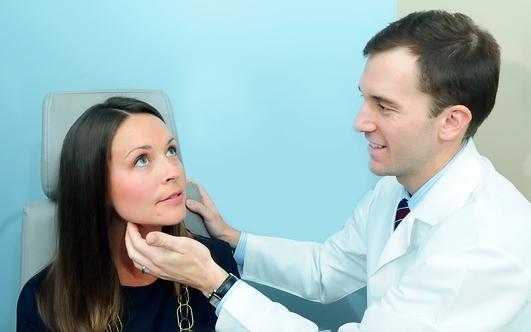 Средства для лечения лимфоузлов на шее