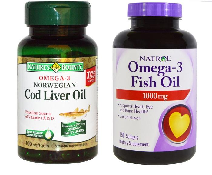 Рыбий жир — лучший помощник в укреплении здоровья