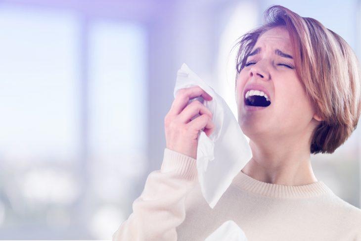 Аллергия или простуда: типичные симптомы аллергического ринита