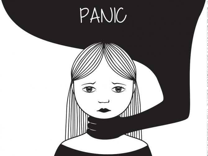 Чем опасны панические атаки? - что делать во время приступа
