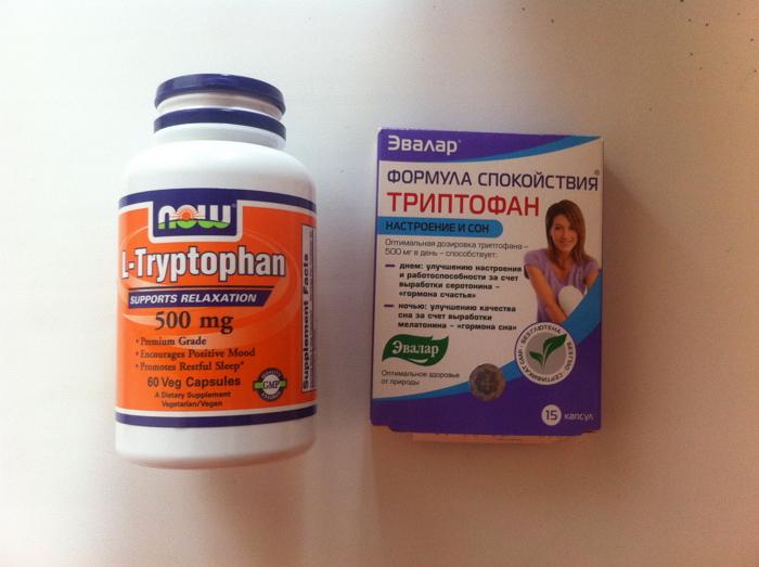Триптофан: аминокислота хорошего настроения