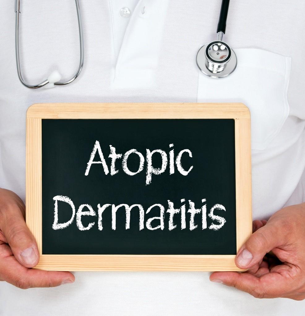 Атопический дерматит - почему он возникает и как его лечат