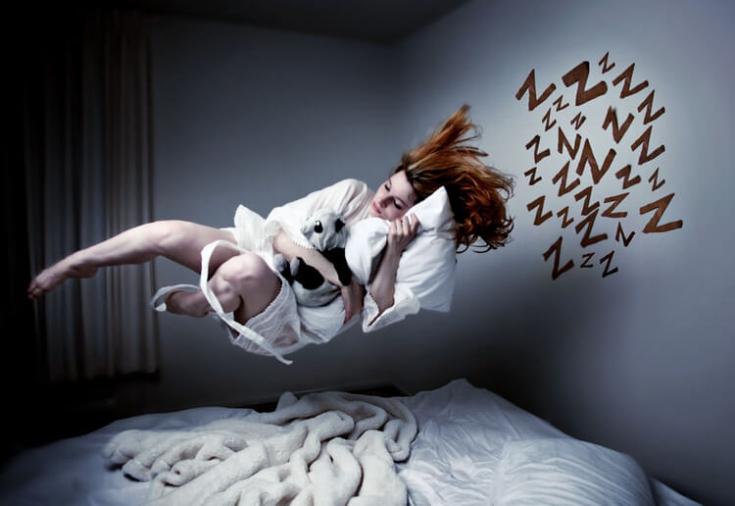 Сонный паралич: не засыпай, не совершай ошибку