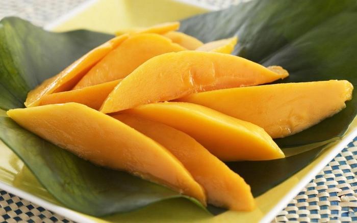 Экзотический фрукт манго: описание, полезные свойства