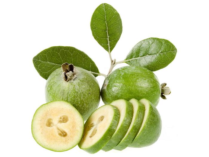 Фейхоа – маленькая зеленая витаминная бомба