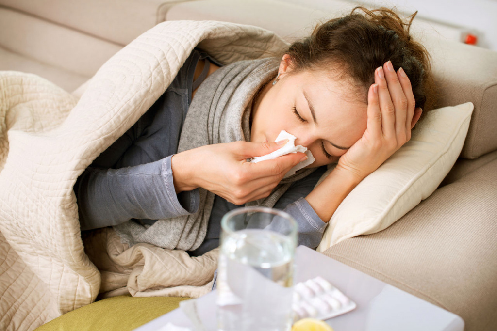 ОРВИ: как выздороветь быстрее и не болеть