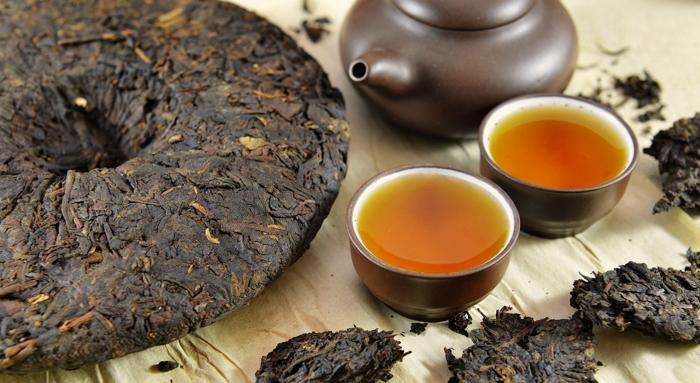 Китайский чай Пуэр и его полезные свойства для организма