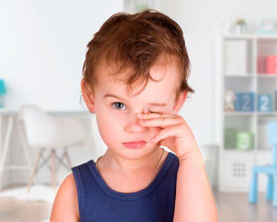 Конъюнктивит у детей - чем лечить конъюнктивит у ребенка