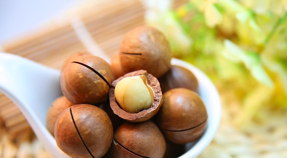 Макадамия - самый дорогой орех