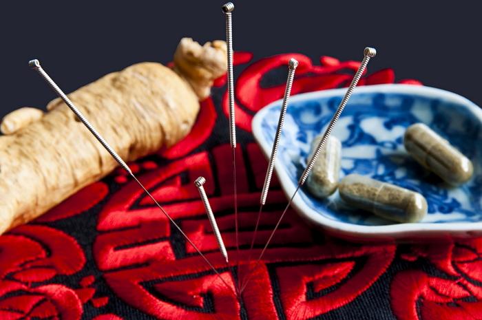 Иглоукалывание - древний китайский метод лечения