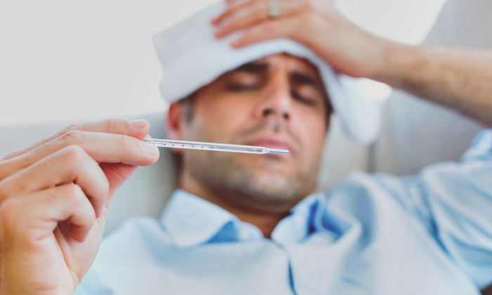 Повышенная температура тела - сбивать или не сбивать