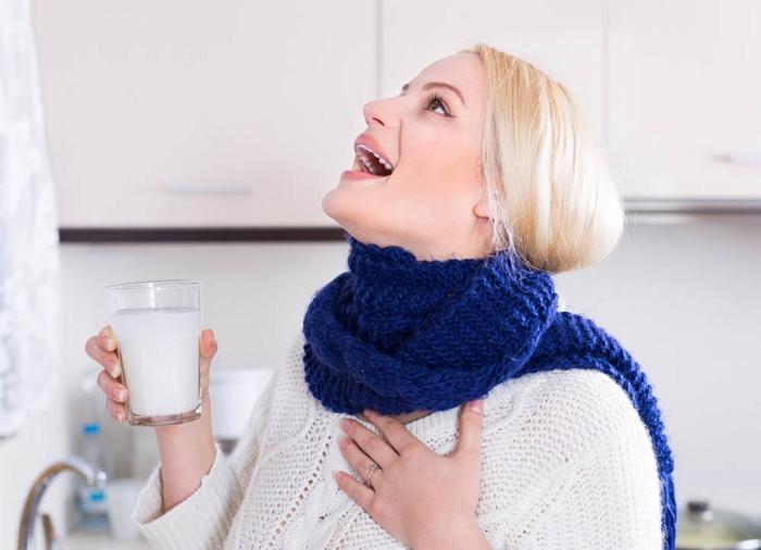 Как быстро вылечить горло не прибегая к антибиотикам