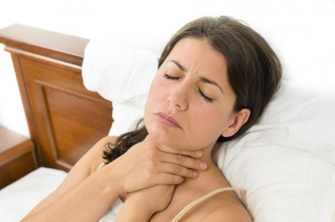 Как избавиться от мокроты и слизи в груди и горле