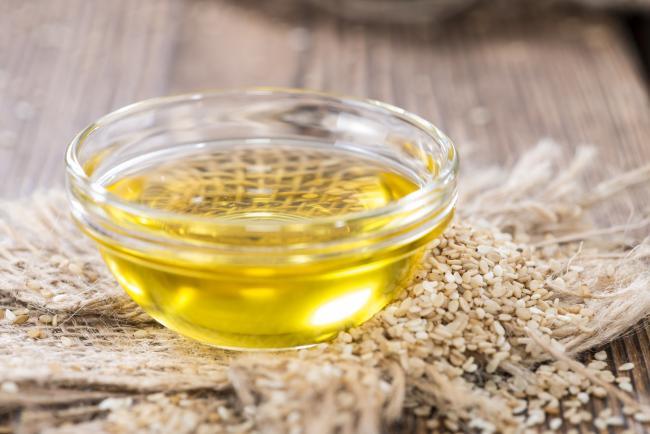 Кунжутное масло - полезное может быть вкусным