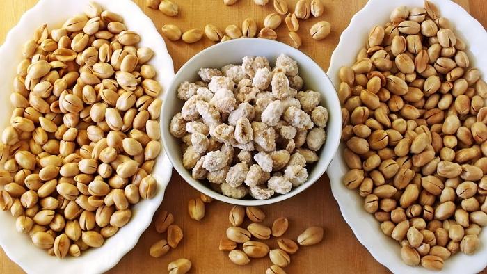 Арахис - крепкий орешек среди бобовых