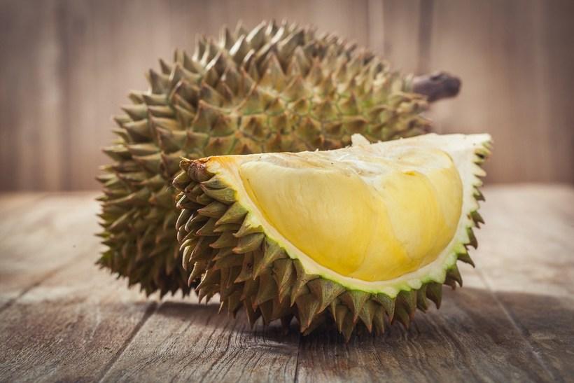 Дуриан - фрукт с адским запахом и божественным вкусом