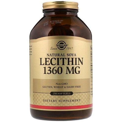 Польза лецитина для здоровья и красоты