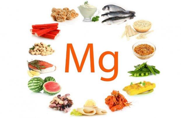 В каких продуктах содержится жизненно важный магний?