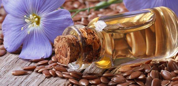 Лён - лечебные свойства и применение