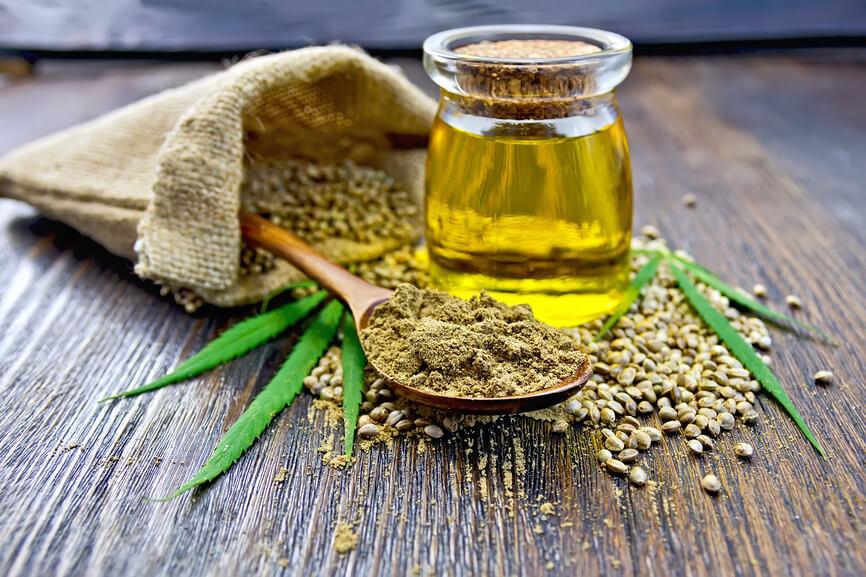Конопляное масло - лечебные свойства способ применения