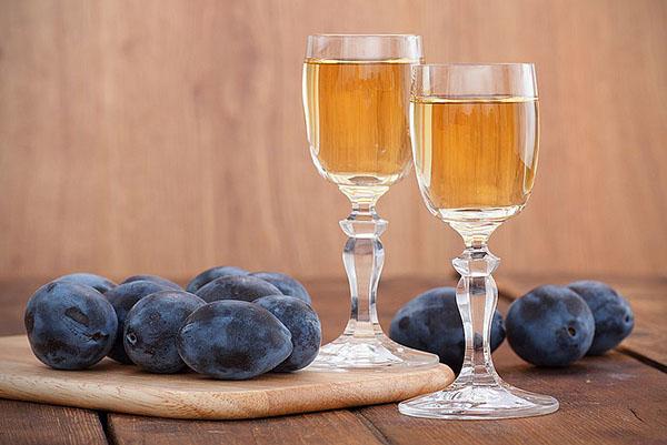 Сливовое вино (умешу) - чем полезен этот прекрасный напиток