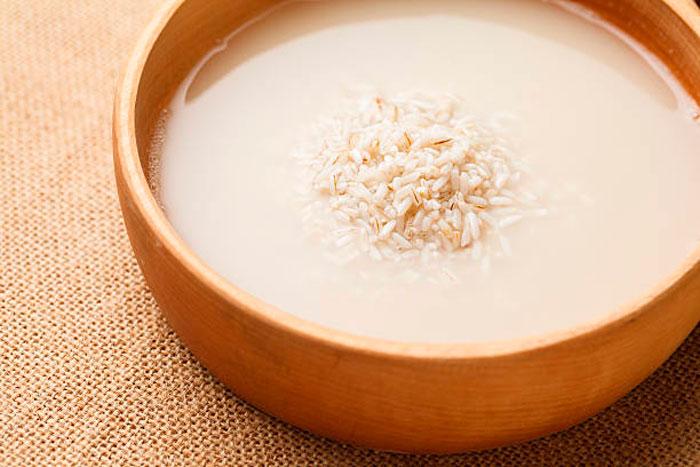 Лечебные свойства рисовой воды