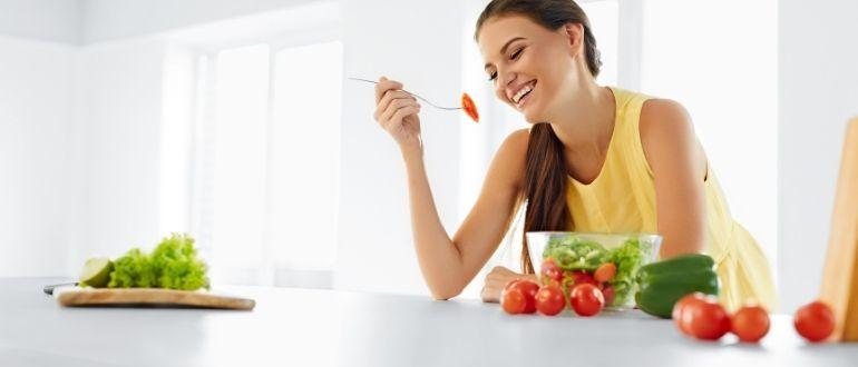 10 принципов здорового питания