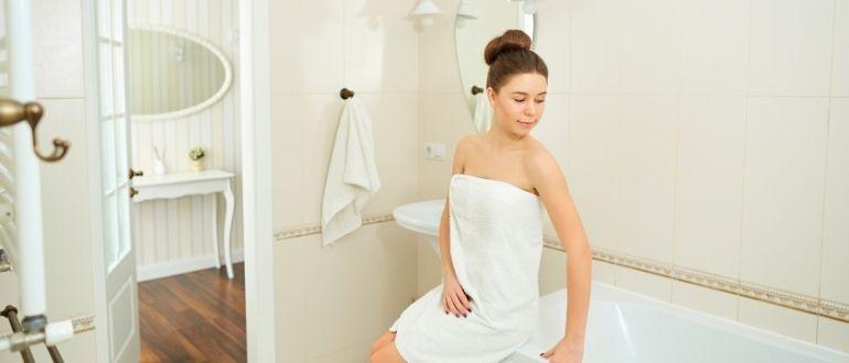 Детокс-ванна – завершающий этап очищения организма