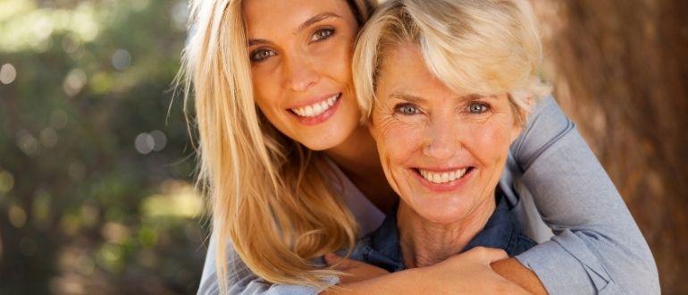 ЗОЖ поможет избежать преждевременного старения!